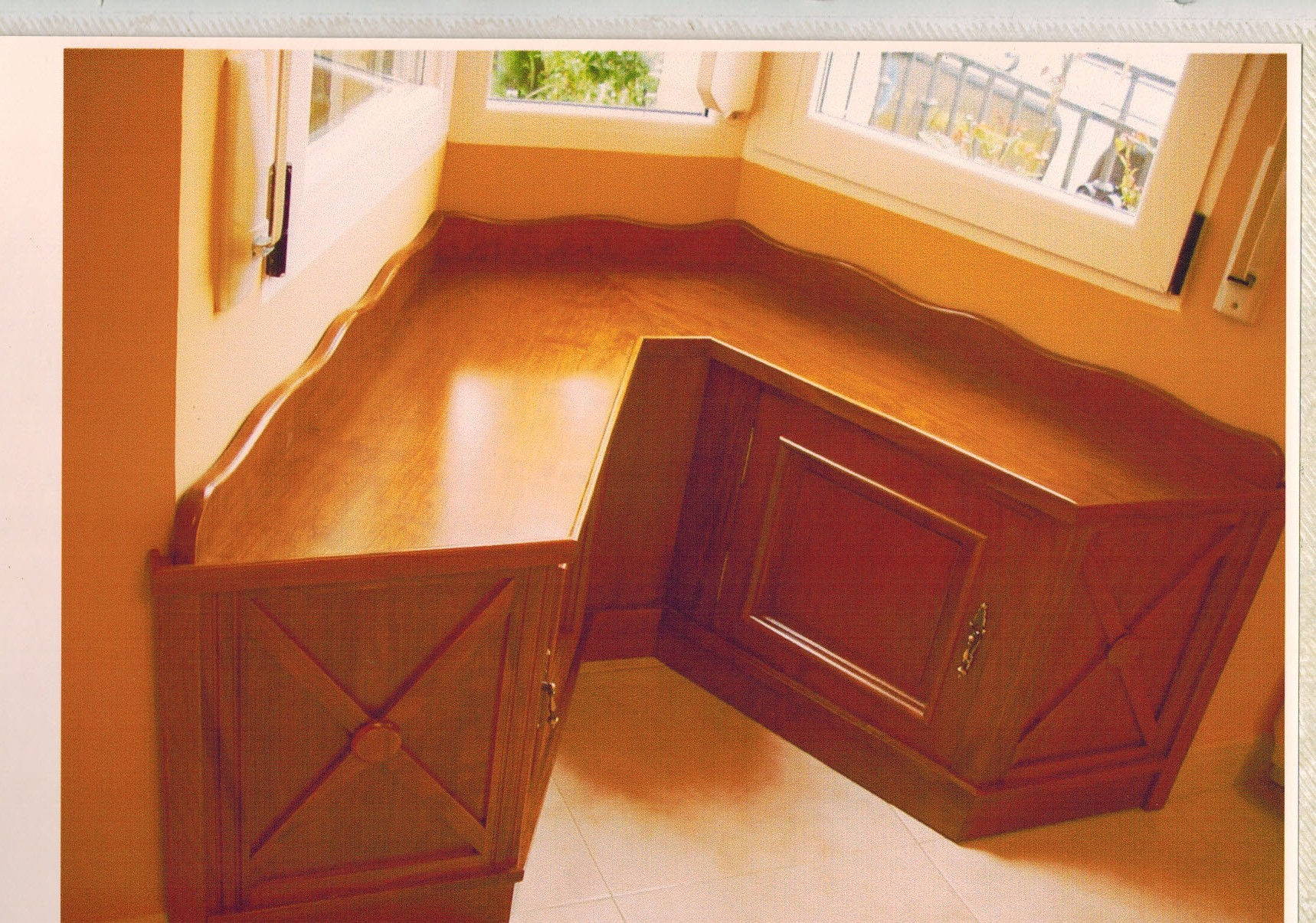 Mueble auxiliar muebles a medida ba o muebles herga for Zapatero para bano